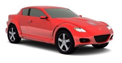 Mazda...