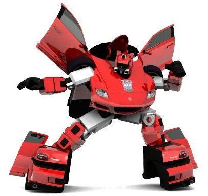...Mazda Transformer
